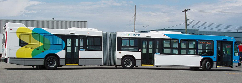 Imagerie d'autobus